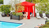 Andaz West Hollywood : Pool Cabana