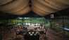 Leopard Trails Wilpattu : Dining tent