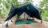 Leopard Trails Wilpattu : Deluxe Tent Exterior