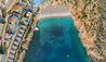 Daios Cove Luxury Resort & Villas : Aerial View