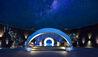 Uga Bay by Uga Escapes : Entrance At Night
