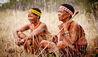 San Camp : San Bushmen Walk