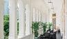 Raffles Singapore : Presidential Suite Veranda