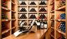 Helena Bay Lodge : Wine Cellar