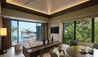 The Ritz-Carlton, Langkawi : Beach Villa Living Room