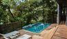 The Ritz-Carlton, Langkawi : Rainforest Villa Pool