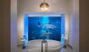 Atlantis, The Palm : Atlantis, The Palm: Underwater Suite Bathroom
