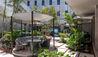Amara Hotel : Amara Hotel: The Lobby Bar Garden