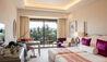 Elysium Hotel : Elysium: Deluxe Bedroom Inland View