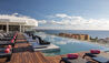 Royal Hideaway Corales Resort : Rooftop Pool (Beach Wing)