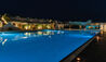 La Peschiera : Swimming Pool At Night