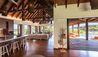 Four Bedroom Beachfront Pool Residence Living Area