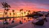 Sunset at Tovolea