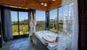 Hapuku Lodge + Tree Houses : Tree House Bathroom