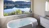 Solitaire Lodge : Executive Suite Bathroom