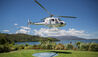 Solitaire Lodge : Helicopter