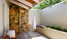 One Bedroom Pool Suite Outdoor Shower