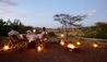 Elewana Lewa Safari Camp : Safari Campfire