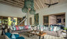 Four Seasons Resort Seychelles at Desroches Island : Presidential Villa Living Area