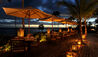 The Residence Zanzibar : The Dining Room Deck