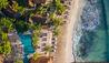 Viceroy Riviera Maya : Aerial Shot