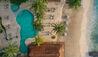 Viceroy Riviera Maya : Pool Aerial Shot