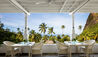 Sugar Beach, A Viceroy Resort : Terrace View