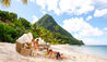 Sugar Beach, A Viceroy Resort : Glenconnor Beach