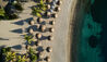 Sugar Beach, A Viceroy Resort : Beach Aerial