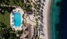 Sugar Beach, A Viceroy Resort : Pool Aerial