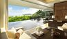 Raffles Seychelles : Two Bedroom Oceanview Villa Lounge