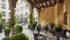 Mandarin Oriental, Milan : Mandarin Bar Courtyard