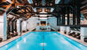 Pine Cliffs, a Luxury Collection Resort : Indoor Pool at Health Club