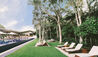 Byron at Byron, a Crystalbrook Collection Resort : Sunloungers by the Pool
