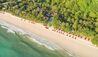 Anantara Rasananda Koh Phangan Villas : Beach Aerial