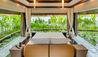 Banyan Tree Spa Sanctuary : Spa Pool Villa Bedroom