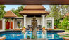 Banyan Tree Spa Sanctuary : Spa Pool Villa Exterior