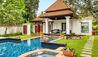 Banyan Tree Spa Sanctuary : Spa Pool Villa Garden