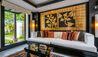 Banyan Tree Spa Sanctuary : Spa Pool Villa Living Room