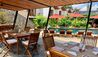 The Retreat by Heaven : Pool and Dining Terrace