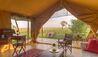 Elewana Elephant Pepper Camp : View from Honeymoon/Family Suite