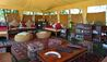 Elewana Elephant Pepper Camp : Main Lounge and Bar