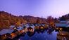 Hoshinoya Karuizawa : Autumn Exterior (Photo Credit to Hoshino Resorts)