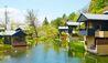 Hoshinoya Karuizawa : Summer Exterior (Photo Credit to Hoshino Resorts)