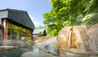 Hoshinoya Karuizawa : Tombo-no-yu Hot Spring Bath (Photo Credit to Hoshino Resorts)