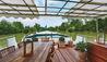 Belmond Afloat in France : Pivoine Deck
