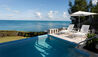 Cambridge Beaches Resort & Spa : Ocean View Cottage Private Pool