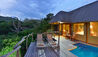 Bayethe at Shamwari Private Game Reserve : Tent Deck and Plunge Pool