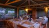 Explorer Camp at Shamwari Private Game Reserve : Dining Tent