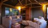 Explorer Camp at Shamwari Private Game Reserve : Lounge Tent